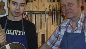 Curt Claus und Marc-Julian Voigt